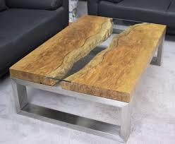 Couchtisch Holz Mit Glas Wohndesign Ideen