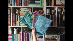 how to make a book sleeve tutorial