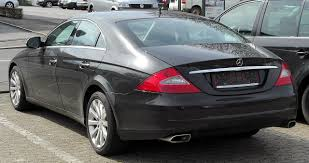 File:Mercedes CLS Facelift rear 20100402.jpg - Wikimedia Commons