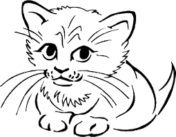 Small Picture Cat Face Coloring Page Coloring Coloring Pages