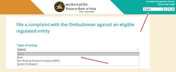 Check spelling or type a new query. How To File Complaints Against Banks And Nbfcs On Rbi Website The Economic Times