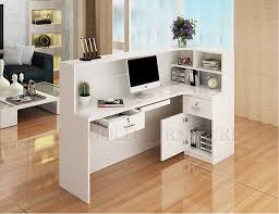 office counter desk. Perfect Restaurant Reception Desk New Style Office Counter Design Small