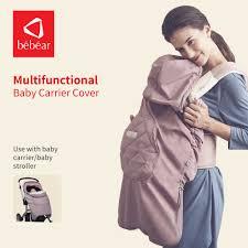 Hot Sale Bebear multi-function cover Warm Velvet Cloak baby carrier ...