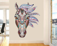 Horses Medium <b>Wall Decals</b> & <b>Stickers</b> for sale | eBay
