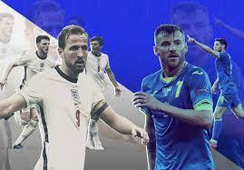 England vs. Ukraine