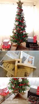 Diy Wooden Christmas Tree Stand