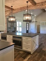kitchen redo islands rustic lighting modern family style design best free home design idea inspiration