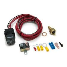 painless wiring 30129 fan controller, weatherproof, 185 degree f on Painless Wiring Harness Chevy Truck at Gm 3 8 Painless Wiring Harness