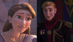 Is <b>Rapunzel Elsa's</b> Cousin? And How Else Are <b>Frozen</b> And <b>Tangled</b> ...