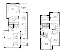 one y house plans new two story home plans 2 story house floor plans of one