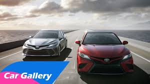 2018 Toyota Camry - YouTube