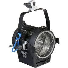 650 Light Arri 650 Watt Plus Fresnel Tungsten Light Black 120 240v Ac