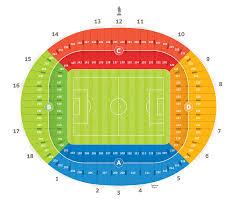 Luzhniki Stadium Navigation