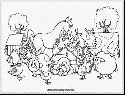 Farm Coloring Pages For Preschoolers At Getdrawingscom Free For