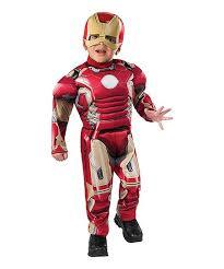 Marvelous Iron Man Dress Up Set   Toddler