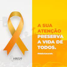 HNSA Camaquã - Maio Amarelo