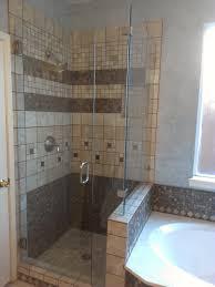 frameless shower doors custom
