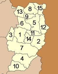 provincia di nan suddivisione amministrativa modifica modifica wikitesto