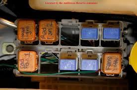 02 06 relay & fuse diagrams nissan sentra 2004 fuse diagram Nissan Sentra 04 Fuse Box #18