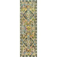 shabby chic area rugs simply style fl round vintage