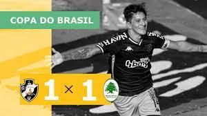 Vasco empata com Boavista e avança na Copa do Brasil em jogo polêmico -  09/06/2021 - UOL Esporte