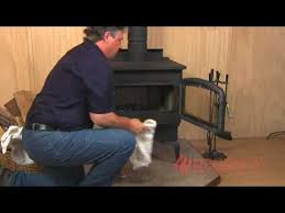 cleaning maintaining your wood stove