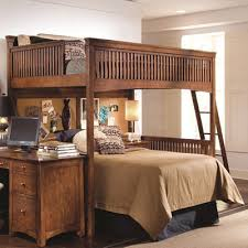 Sleep like a kid again. These bunk beds are cool enough for an adult space