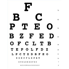 Snellen Eye Chart Font Size Best Picture Of Chart Anyimage Org