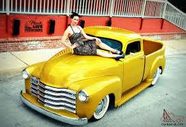 Chevy 1500 custom truck w/ tons of mods 355 V-8 Chopped/shaved ...