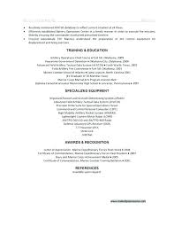 Marine Corps Resume Awesome Cv Veteran Militaire Military Resume Examples Images Veteran To