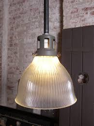 modern glass lighting. vintage industrial modern glass holophane ceiling or hanging lamp light 2 lighting u