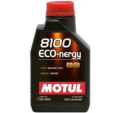 motul 1l synthetic engine oil 8100 5w30 eco nergy ford 913c