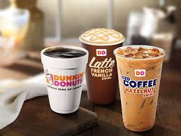 Dunkin' donuts started as a donut bakery shop back in 1950 in quincy, massachusetts and since has become a worldwide franchise comprising more than 11,300 stores worldwide and 8,500 usa locations. Dunkin Donuts Brews A Swirl Of Excitement With New Coffee Flavor Swirls And Coffee Creme Donuts Dunkin