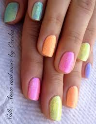 Shellac additives Easter Nails | My Style-nails | Pinterest ...
