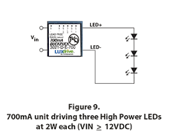 led drivers phihong mean well magtech luxdrive more led driver buckpuck wiring schematic