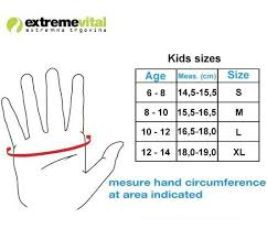 Leki Gloves Size Chart Leki Ski Worldcup Race Coach Flex S Gtx Junior Mitt Kids