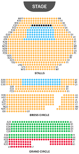London Music Hall Seating Chart Savoy Theatre Seating Plan Find The Best Seats For 9 To 5