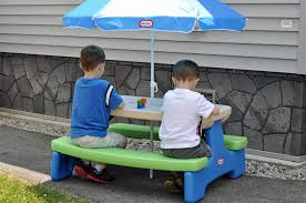 little tikes round picnic table toddlers picnic table little tikes picnic table umbrella