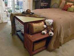 Furniture Dog Crate Furniture For Best Pets Cage Design