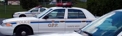 Police Department The City Of Quinte West