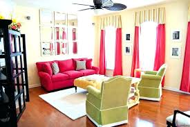 coordinating rugs and curtains matching pink sofa cushions shower