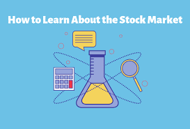 How To Learn About The Stock Market My 5 Step Process You