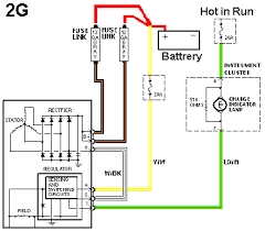2galtwiring01 gif 1984 5 0 3g alt upgrade question mustangforums com diagram 3g alternator wiring