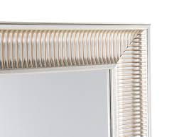 mirror 60 x 90. wall mirror - gold and silver framed 60 x 90 cm cassis_677488 0