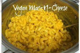 sweet potato vegan mac cheese