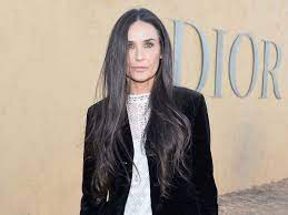 Demi Moore's Beauty Evolution, From ...
