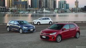 new car launches australiaNews  Kia Australia Launches AllNew Rio