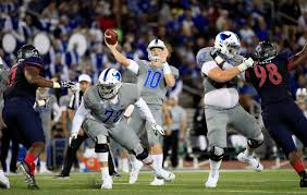 Matt Myers Ub Football Must Take To The Air At No 15 Penn