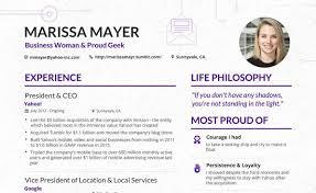 Yahoo Ceo Resume toptalentco on Twitter Yahoo CEO'su Marissa Mayer'in CV'si 12