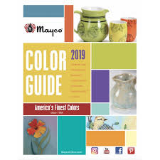 Mayco Color Guide 2019